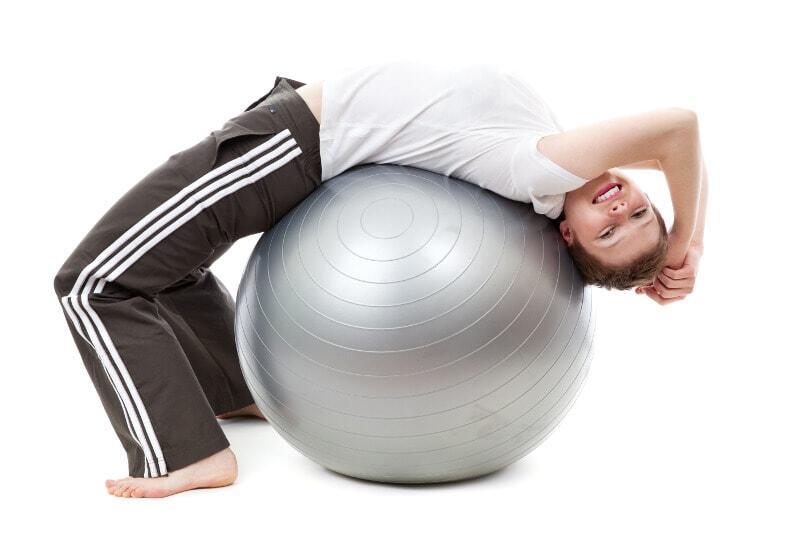 ginnastica per la postura