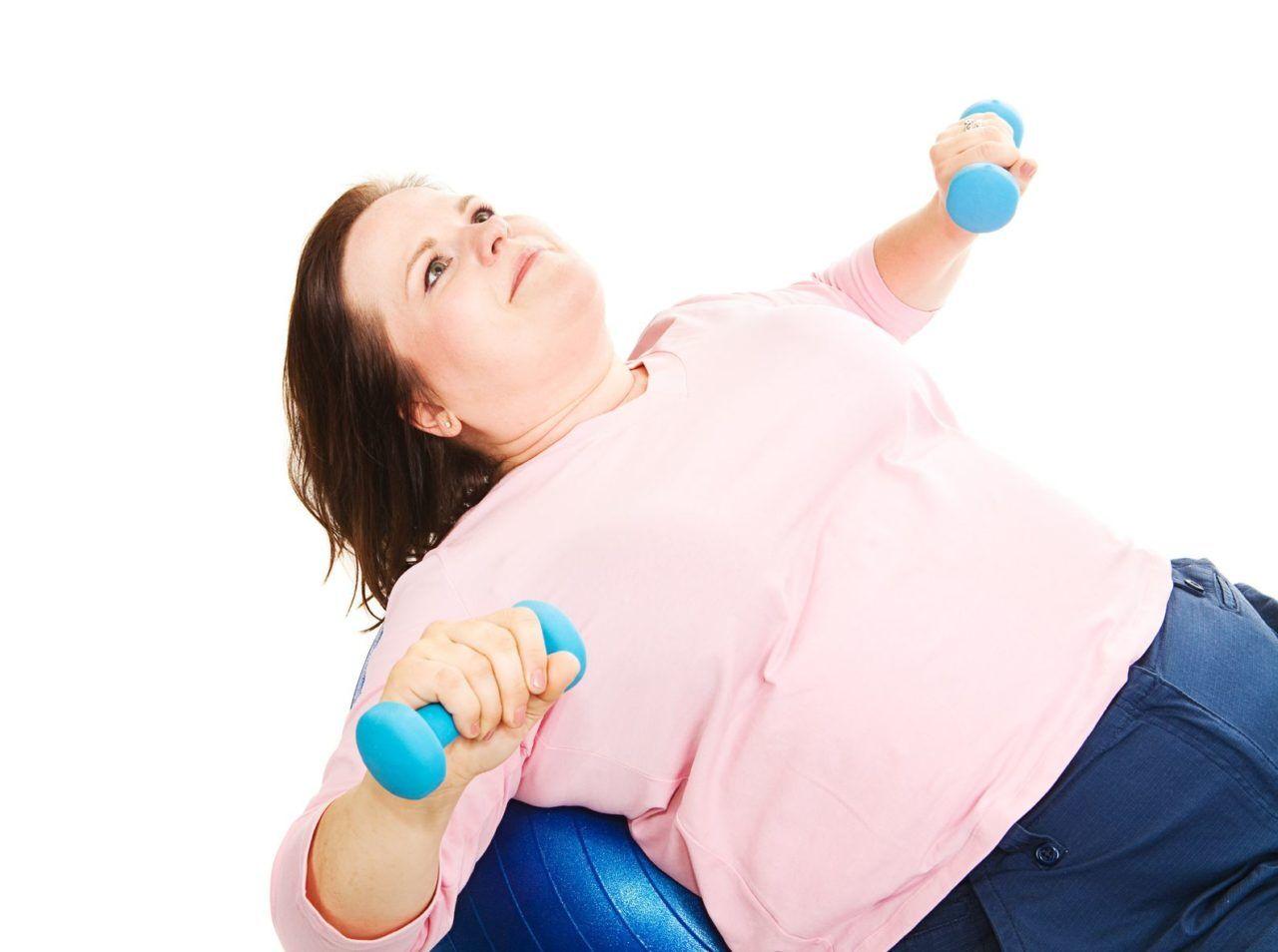 ginnastica per obesi