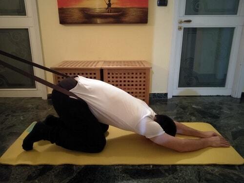 esercizi per scaricare la schiena