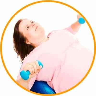 ginnastica obesi