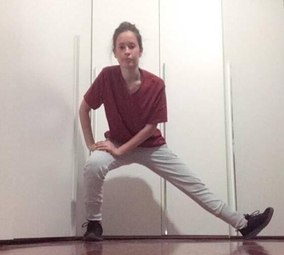 stretching per adduttori