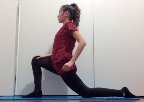 Stretching psoas: migliora il tuo movimento