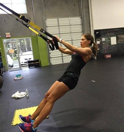 Trx: Total Resistance eXercise